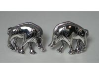 Dunadd Picttish Boar Cuff links