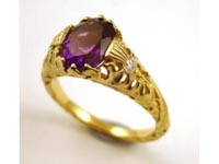 Thistle YES Ring