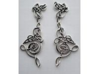 Lady Duncan Ballroom Earrings