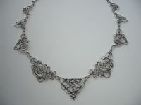 Lady Duncan Ballroom Necklace