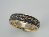 Culloden Knotwork Band Narrow