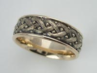 Culloden Knotwork Band Wide