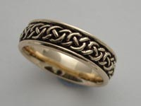 Ringill Knotwork Band Narrow
