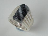 Accordion Ring
