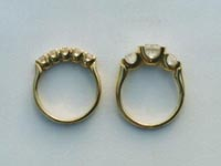 Quaich Wedding Set